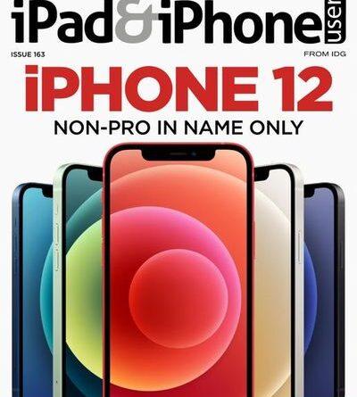 iPad & iPhone User - December 2020