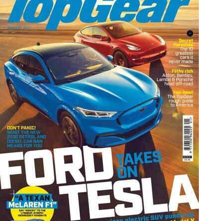 BBC Top Gear UK – January 2021