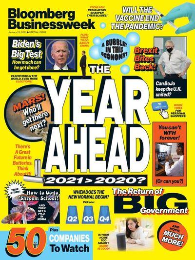 Bloomberg Businessweek USA – January 25, 2021