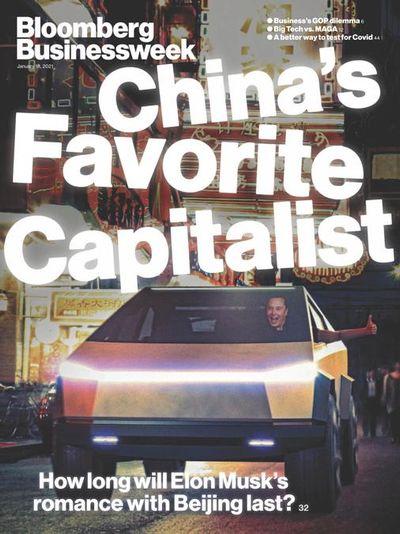 Bloomberg Businessweek USA – January 18, 2021