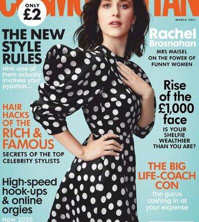 Cosmopolitan UK - March 2021