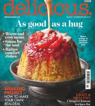 Delicious UK - February 2021