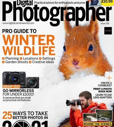 Digital Photographer - Issue 235 , 2021