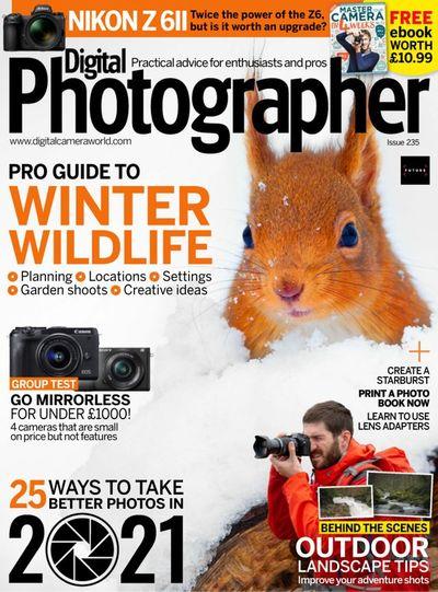 Digital Photographer - Issue 235 , 2021