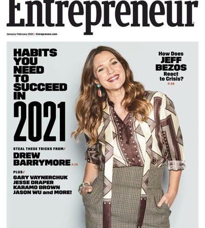 Entrepreneur USA - January / February 2021