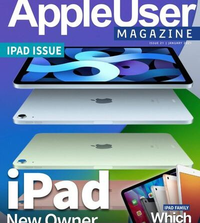Essential Apple User Magazine - January 2021