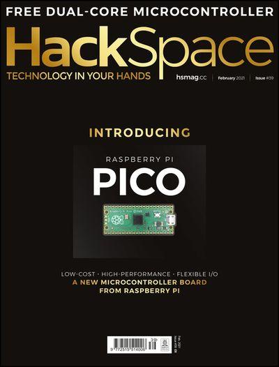HackSpace – February 2021