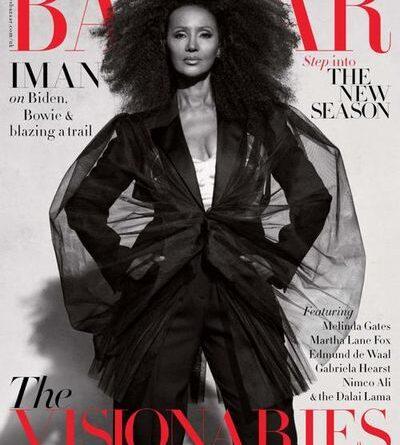 Harper's Bazaar UK - February 2021