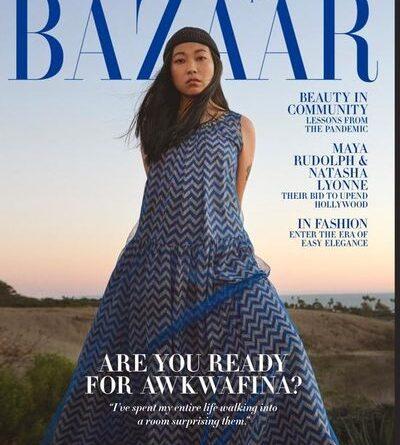Harper's Bazaar USA - February 2021