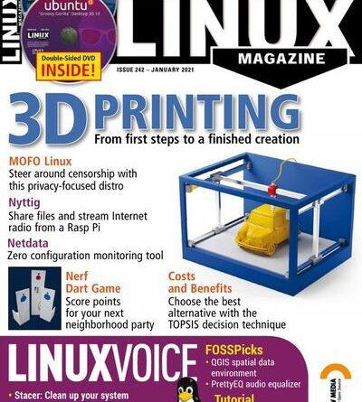 Linux Magazine USA – January 2021