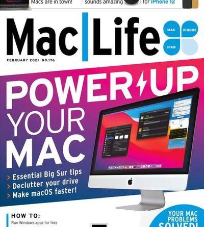 Mac Life UK – February 2021