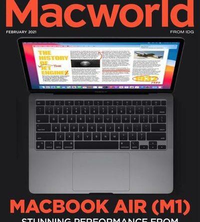 Macworld UK - February 2021