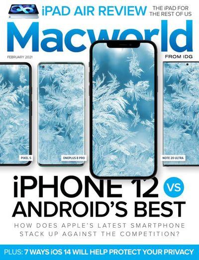 Macworld USA – February 2021