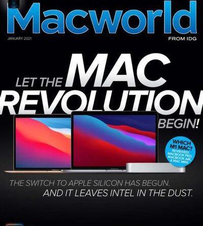 Macworld USA – January 2021