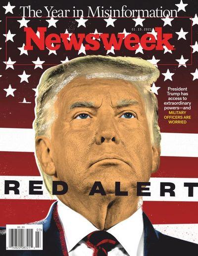 Newsweek USA – January 15 , 2021