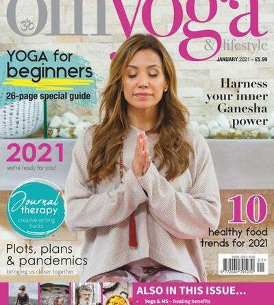 OM Yoga & Lifestyle - January 2021