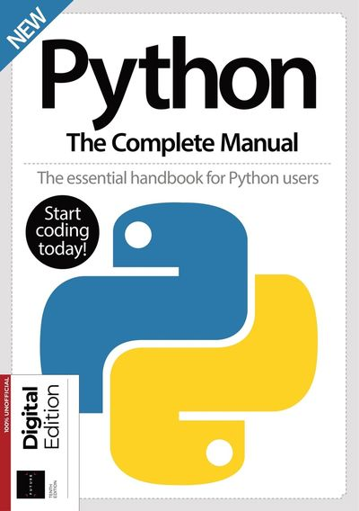 Python The Complete Manual - January 2021