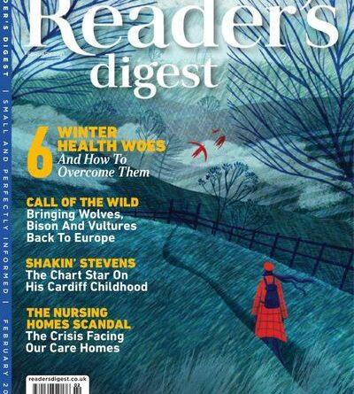 Reader's Digest UK - February 2021