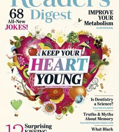 Reader's Digest UK - February 2021