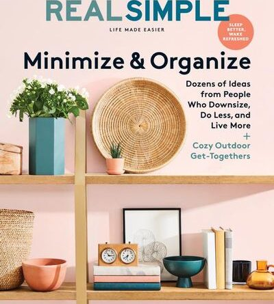 Real Simple - February 2021