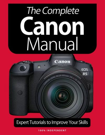 The Complete Canon Manual – January 2021