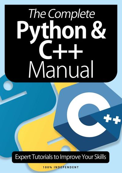 The Complete Python & C++ Manual – January 2021