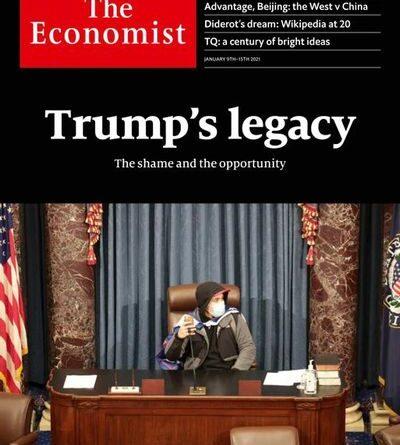 The Economist USA – January 09 , 2021