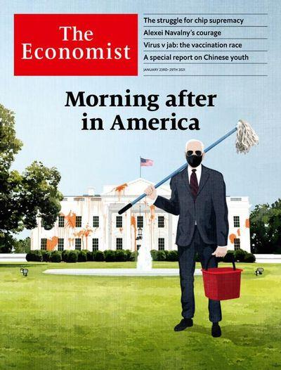 The Economist USA – January 23 , 2021