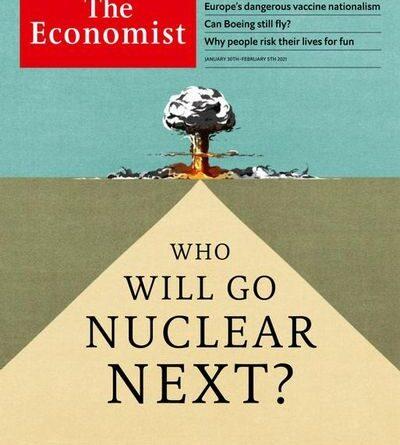 The Economist USA - January 30, 2021