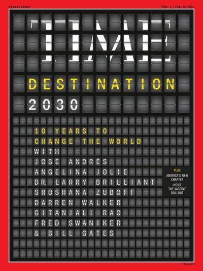 Time International – February 01 , 2021