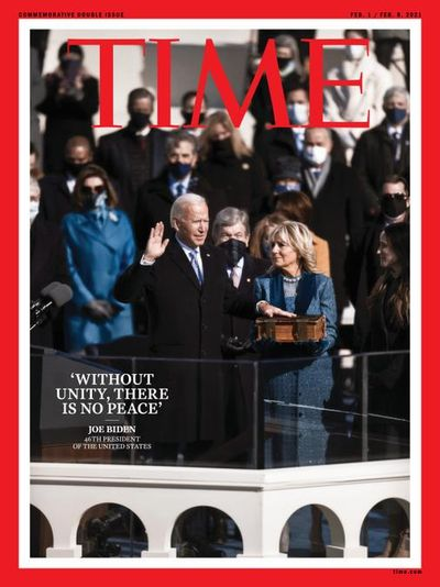 Time USA – February 01 , 2021