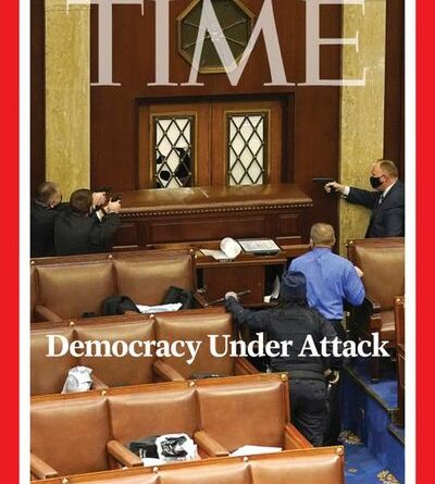 Time USA - January 18 , 2021