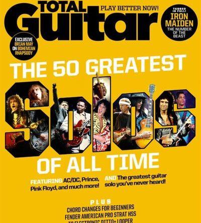 Total Guitar - February 2021