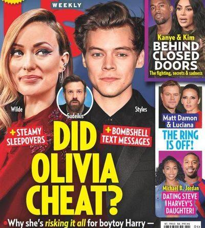 US Weekly – January 25 , 2021