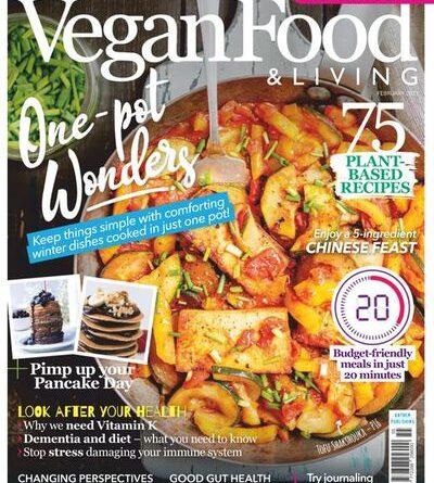 Vegan Food & Living - February 2021