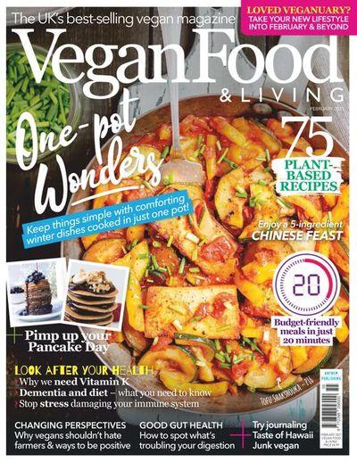 Vegan Food & Living – February 2021