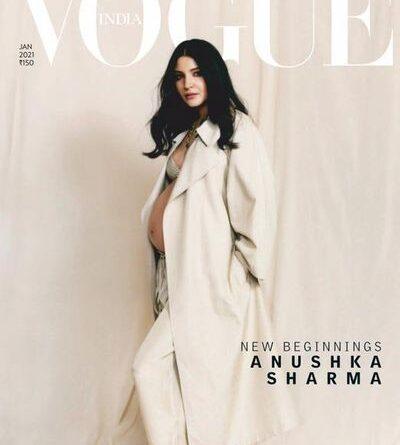 Vogue India - January 2021