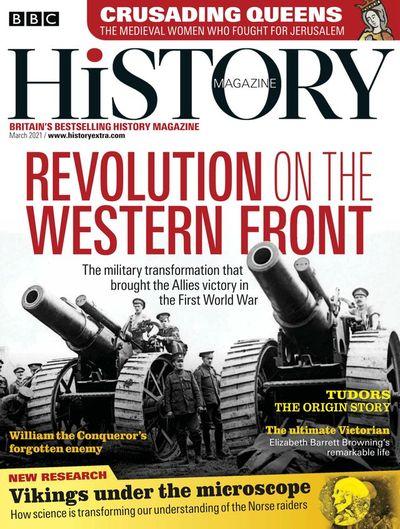 BBC History UK – March 2021