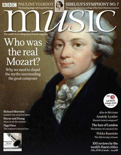 BBC Music – March 2021
