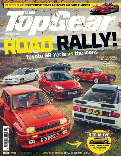 BBC Top Gear UK – February 2021