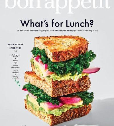 Bon Appetit – March 2021