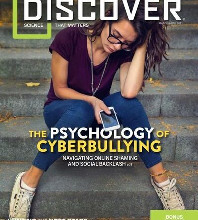 Discover - March / April 2021