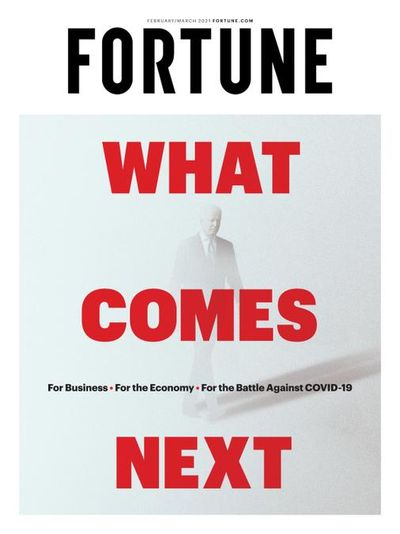Fortune USA – February / March 2021