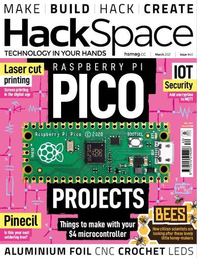 HackSpace – March 2021