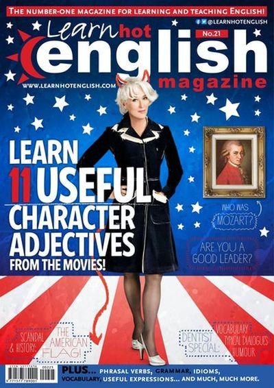 Learn Hot English – February 2021
