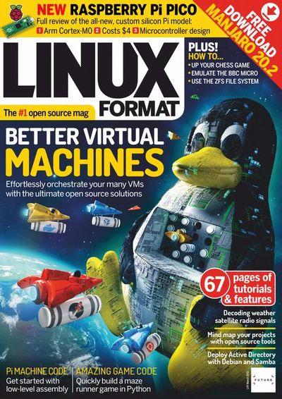 Linux Format UK – March 2021