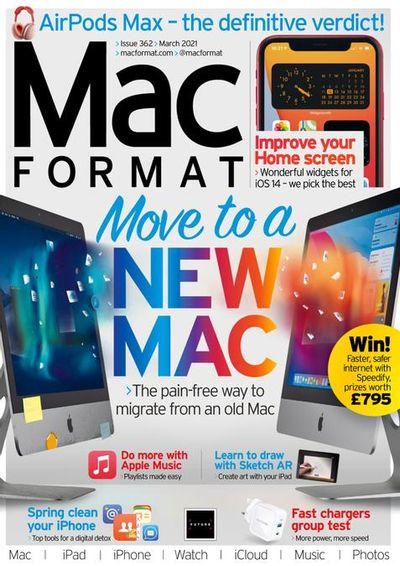 MacFormat UK – March 2021