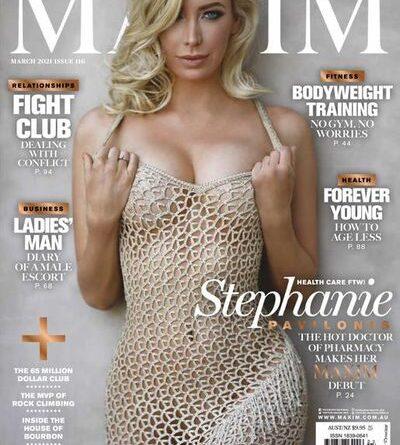 Maxim Australia - March 2021
