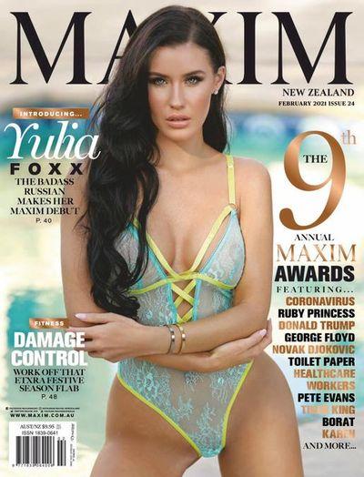 Maxim New Zealand – February 2021