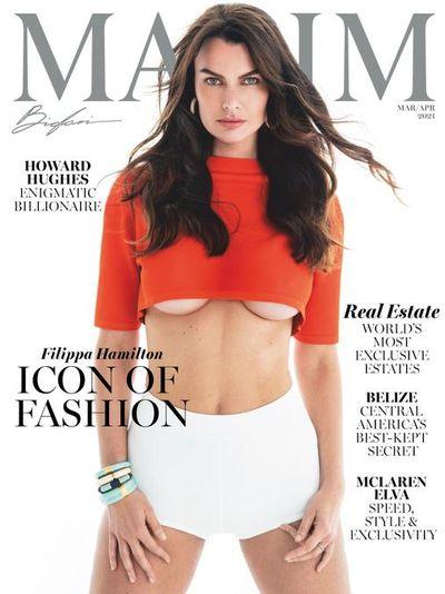 Maxim USA - March / April 2021